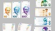 Türk Lirası İçin Hazırlanmış 6 Modern Banknot Tasarımı