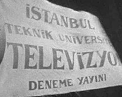 Televizyonla Unutulmuş İlk Buluşmamız: Türkiye'nin İlk Televizyon Kanalı İTÜ TV