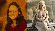 Game Of Thrones Oyuncularının Çocukluk Fotoğrafları
