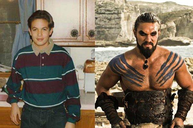 8. Jason Momoa – Khal Drogo