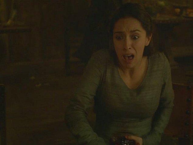 Talisa Stark: Küçük Ned Stark'a At Sürmeyi Öğretmek İstemez misin?