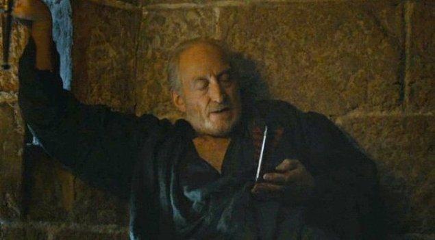 Tywin Lannister: Beni Vurdun. Artık Benim Oğlum Değilsin.