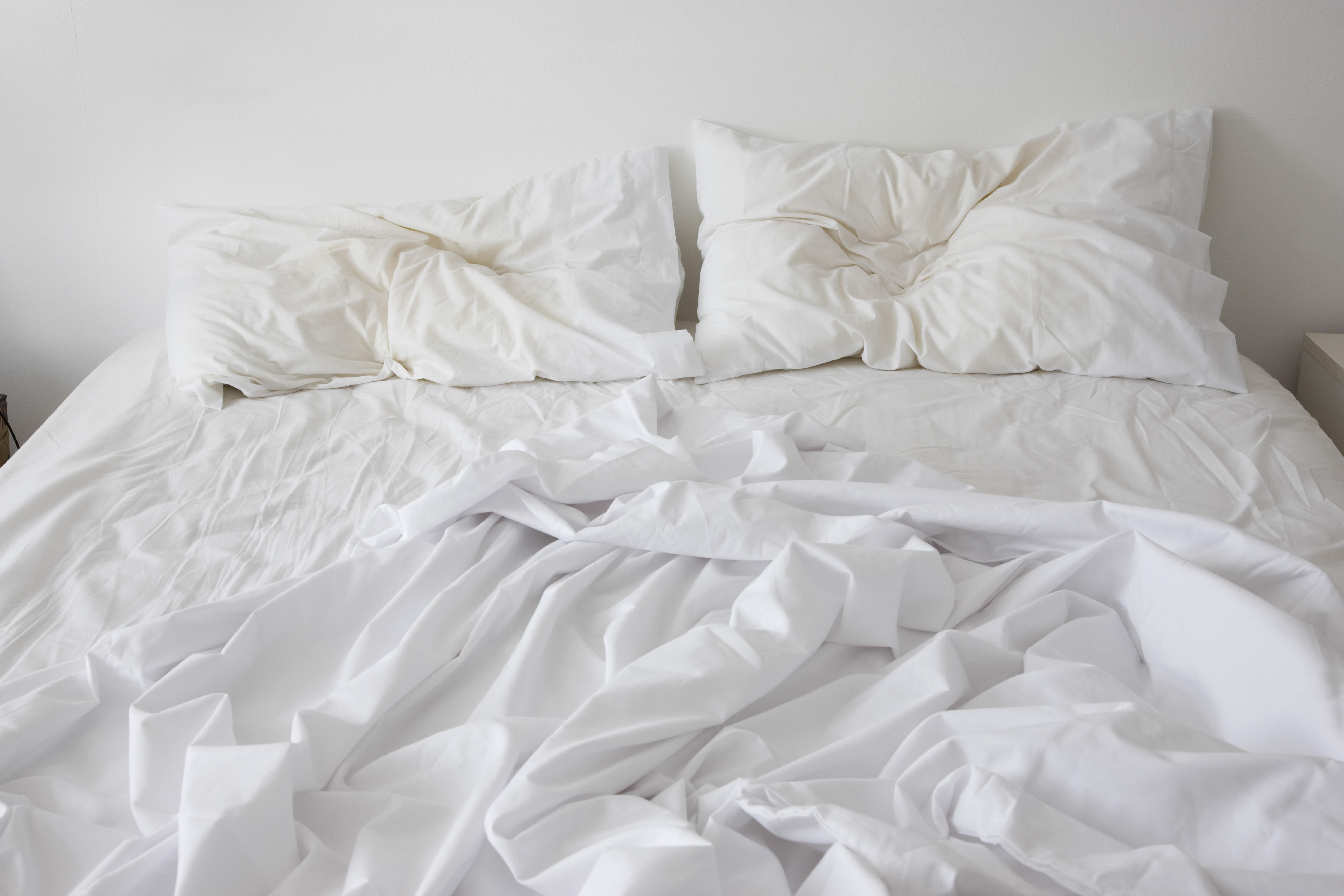 White bed sheets tumblr - Messy Bed Tumblr Bed Sheets Stock Photo And Royaltyfree Images Decorating Messy Bed Tumblr