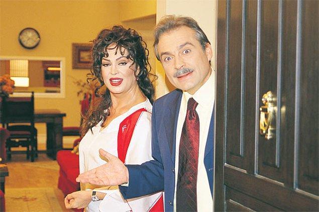 10. Tatlı Hayat - İhsan ve Sevinç - Haluk Bilginer ve Türkan Şoray'ın canlandırdığı komedi dizisindeki İhsan ve Sevinç karakterleri sizce kime oy vermiştir?