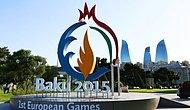Bakü 1. Avrupa Oyunları'na Hazır