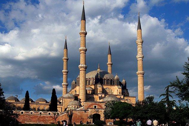 5. Selimiye Camii, Edirne, Türkiye
