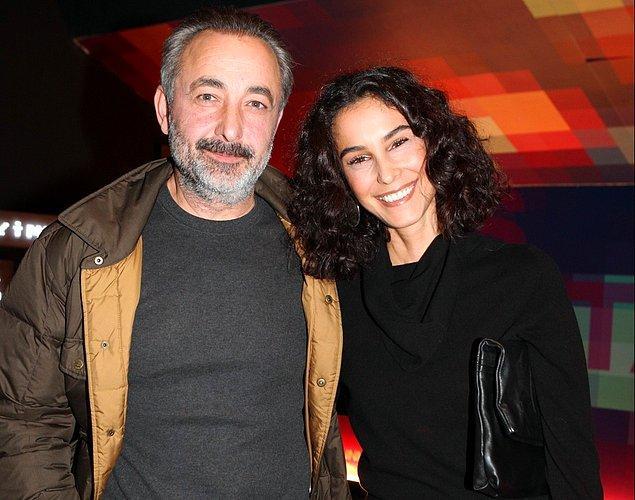 12. İlk olarak hem dünün hem bugünün imrenilesi çiftlerinden Arzum Onan ve Mehmet Aslantuğ'un güzel hikayesine misafir olalım!