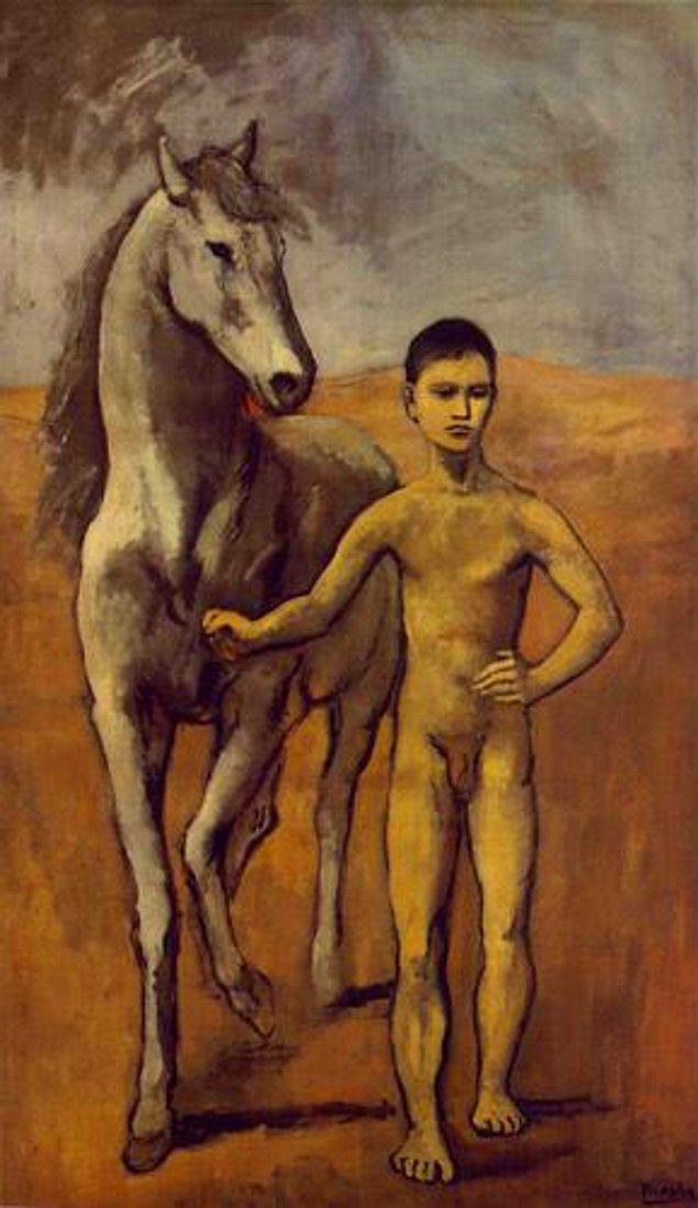 2. Pablo Picasso gerçekçiliği