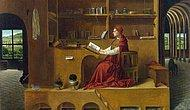 Antonella De Messina'dan Simge ve Anlamlarla Dolu Bir Eser: 8 Maddede Aziz Jerome Çalışırken