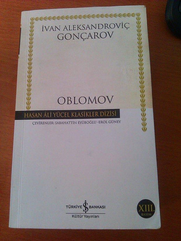 İvan Gonçarov - Oblomov
