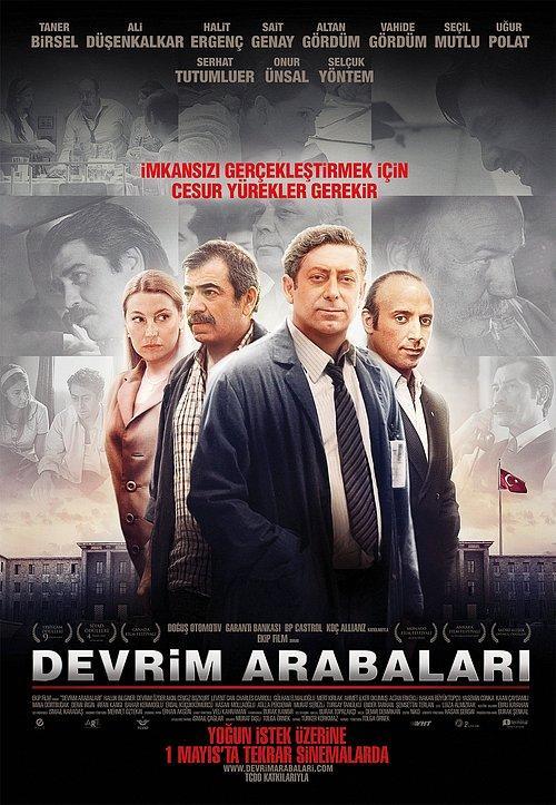 IMDB'ye Göre Türk Sinema Tarihinin En İyi 40 Filmi