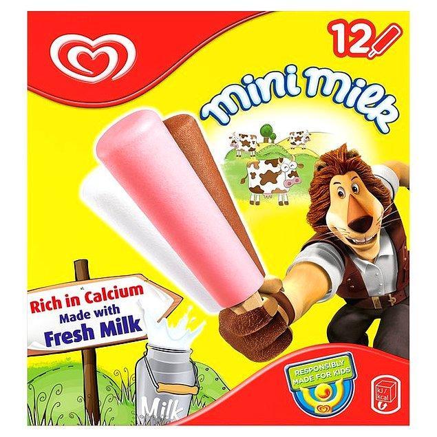 17. Mini Milk