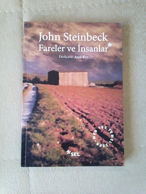 John Steinbeck - Fareler ve İnsanlar