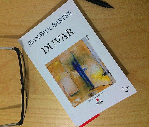 Sartre - Duvar