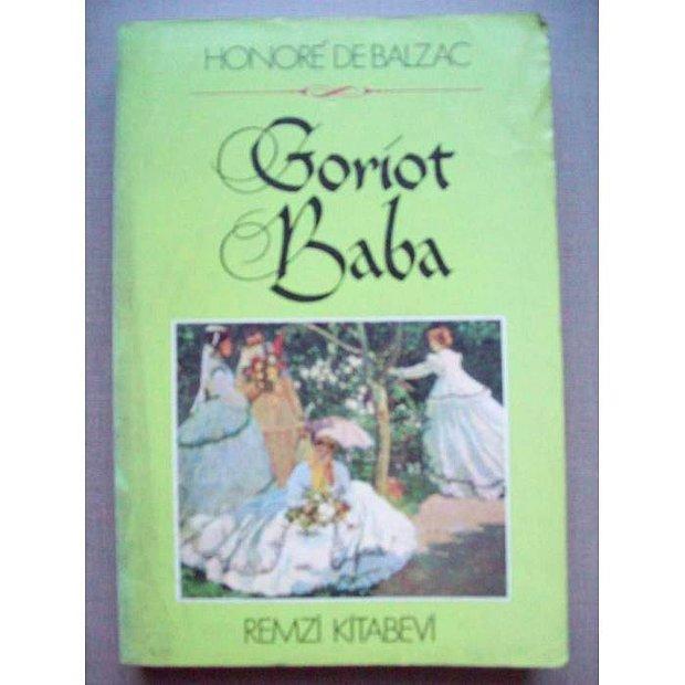 Balzac - Goriot Baba