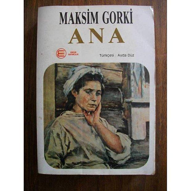 Maksim Gorki - Ana