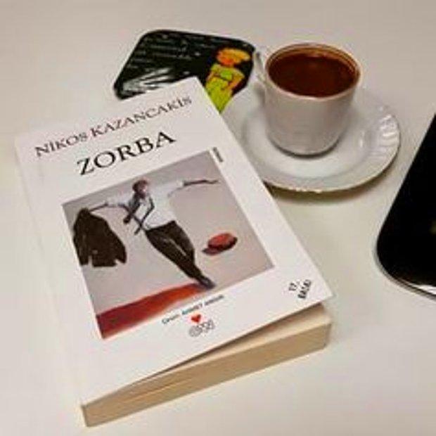 Nikos Kazancakis - Zorba