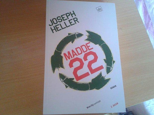 Joseph Heller - Madde 22