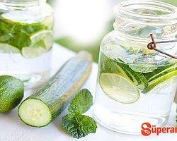 Salatalık Çayı Tarifi