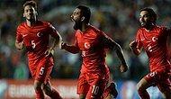 Kazakistan 0-1 Türkiye