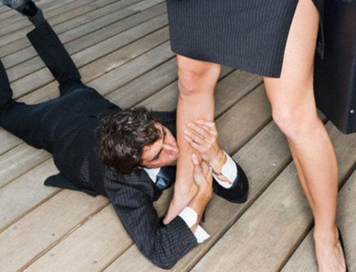 Ножки женские целовать фото