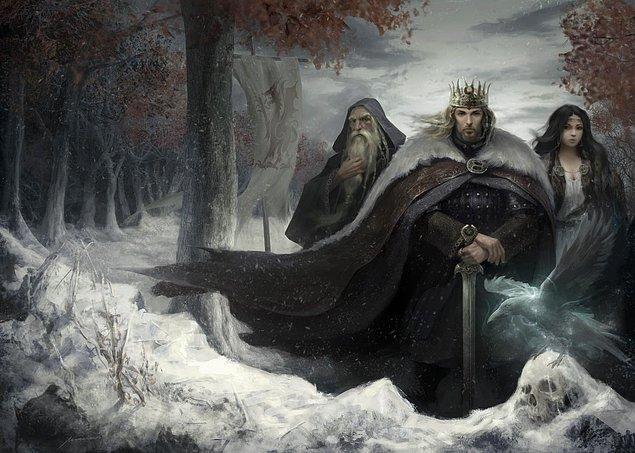 2. John Snow: King Arthur