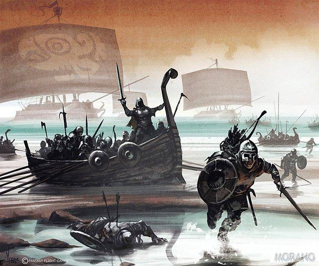 9. Ironborns: Vikingler