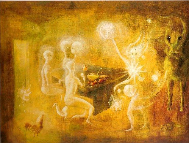 10. İlk İnsanlar: İrlanda Mitolojisi'nde Tuatha de Dannan