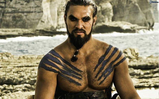 Khal Drogo!