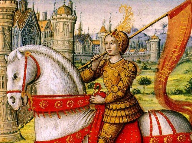 13. Brienne of Tarth: Joan of Arc
