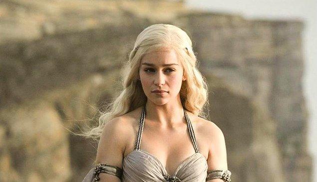 Daenerys Targaryen!