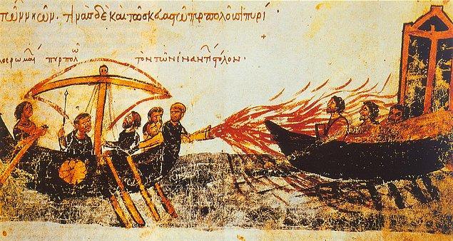 15. Karasu Savaşı: İstanbul'da Bizans - Arap Savaşı