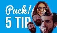 Puck! - Her Kahve Dükkanında Karşınıza Çıkacak 5 Tip !