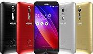 Asus Zenfone 2'nin Tüm Özellikleri ve Satış Fiyatı