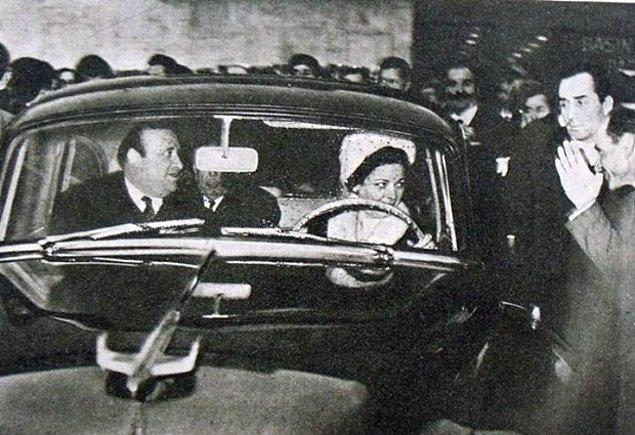 1964'te siyasete tekrar döndü