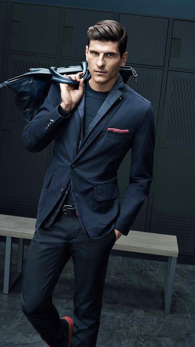 1. Mario Gomez