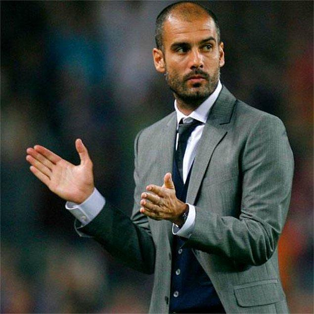 11. Pep Guardiola