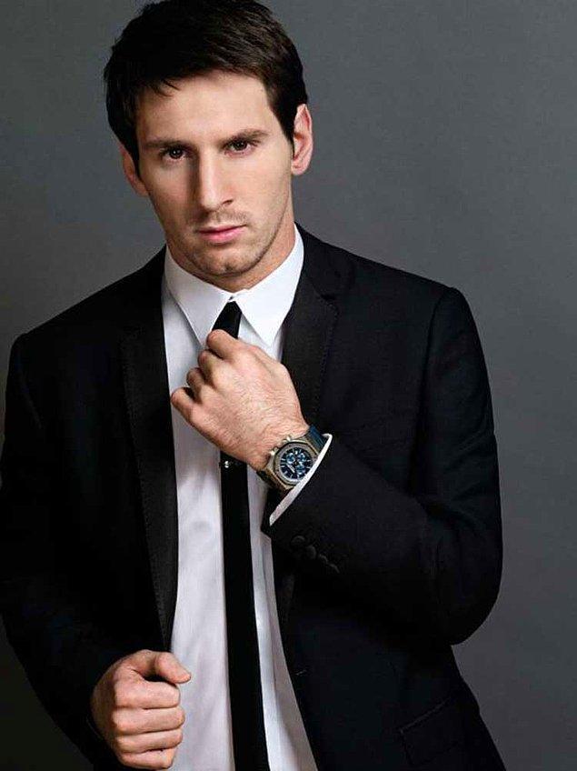 13. Lionel Messi