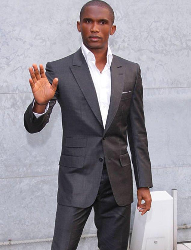 2. Samuel Eto'o