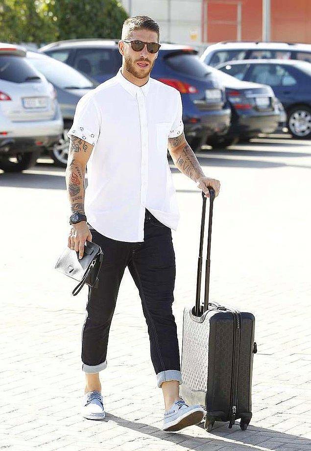 9. Sergio Ramos