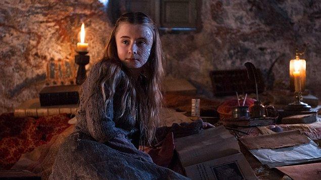 3. Shireen Baratheon