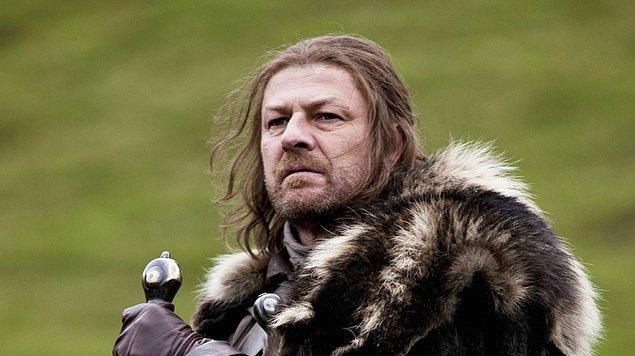 11. Ned Stark