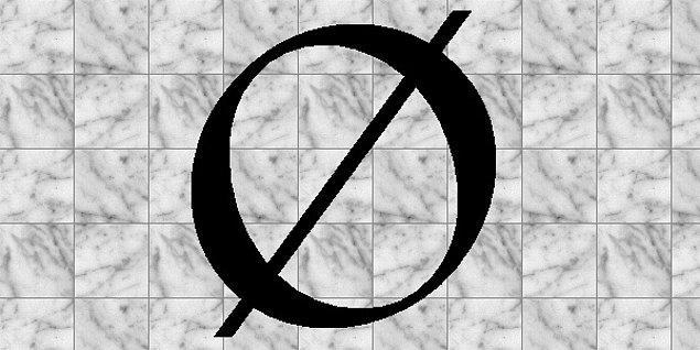8. Görseldeki sembol nedir?