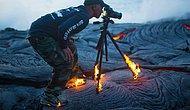 Profesyonel Fotoğrafçılığın O Kadar da Kolay Bir İş Olmadığını Gösteren 21 Kare