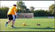 Şişmandan futbolcu olmaz diyenlere en güzel cevap. Bas van Velzen ve inanılmaz frikikleri...