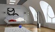 10 Muhteşem Çatı Katı Dekorasyon Fikri