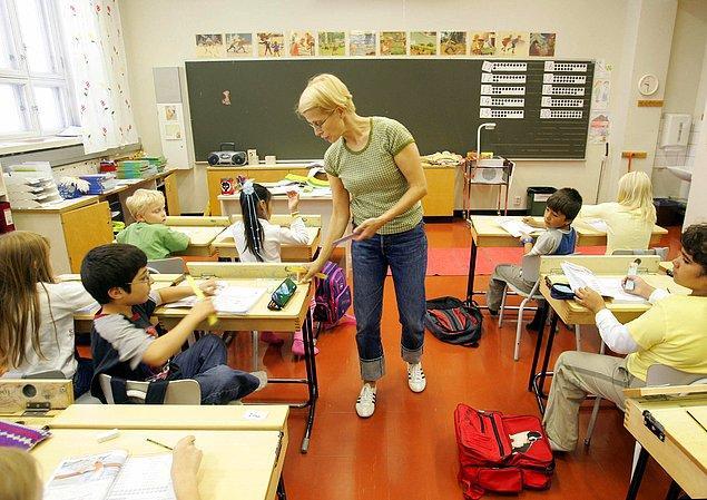 5. Devletin kontrol etmemesi öğretmenleri rahatlığa itiyor mu?