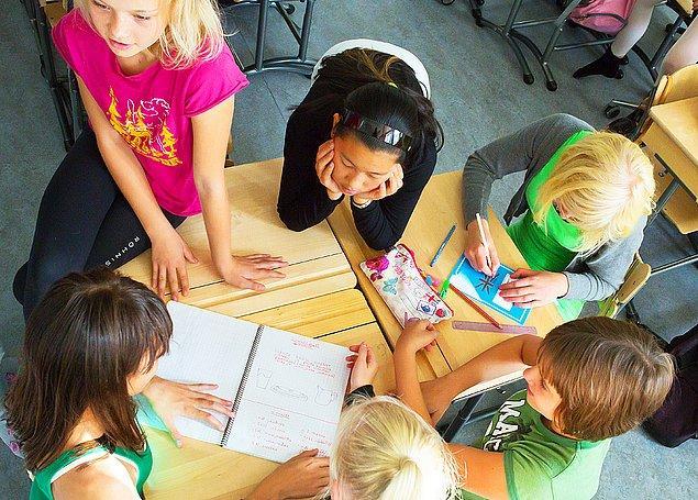 10. Öğretmenler uluslar arası arenada alınan dereceleri nihai bir amaç olarak değil aldıkları eğitimin bir yan ürünü olarak görüyor.