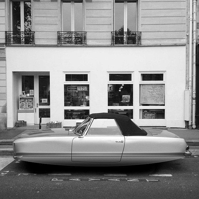 16. Eskiden böyle arabalar var mıymış ya?