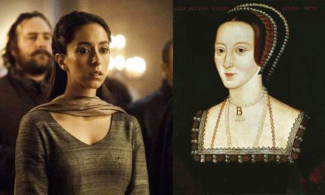 2. Anne Boleyn / Talisa Stark